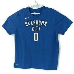Nike NBA Oklahoma City Thunder  Westbrook 2XL
